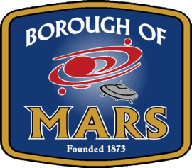 Mars Borough Logo
