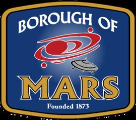 Mars Borough Logo