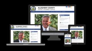 ACDA Responsive Website Design