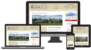 Butler Township Website Design