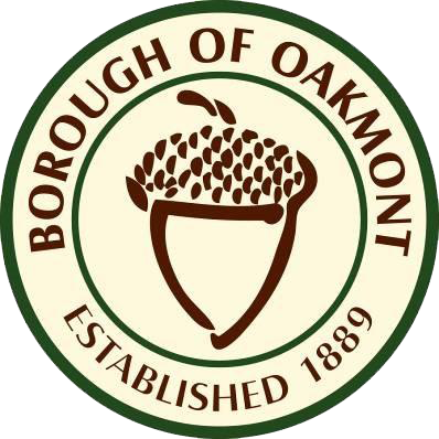 Oakmont Borough Logo