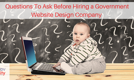 Questions to Help You Decide on the Best Government Web Design Company for You