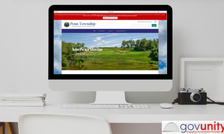 Case Study: Penn Township Website Redesign