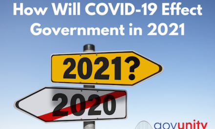 The Effects of COVID-19 on Local Government in 2021