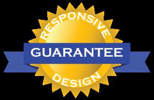Responsive Design Guarantee Ribbon